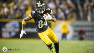 Antonio Brown HD Wallpaper