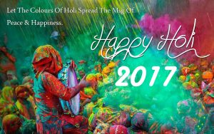 Happy Holi Wishes 2017 Wallpaper