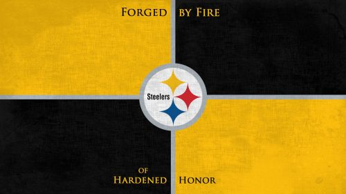 Pittsburgh Steelers HD Background with Quote (13 of 37 Pics)