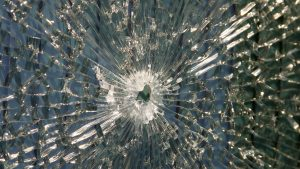 Cracked Glass Picture for Desktop Background
