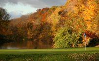 Autumn Golf Course Wallpaper in 1080p