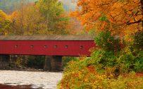 Autumn New England Desktop Wallpaper