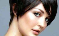 Best Haircut For Thin Hair Female in black