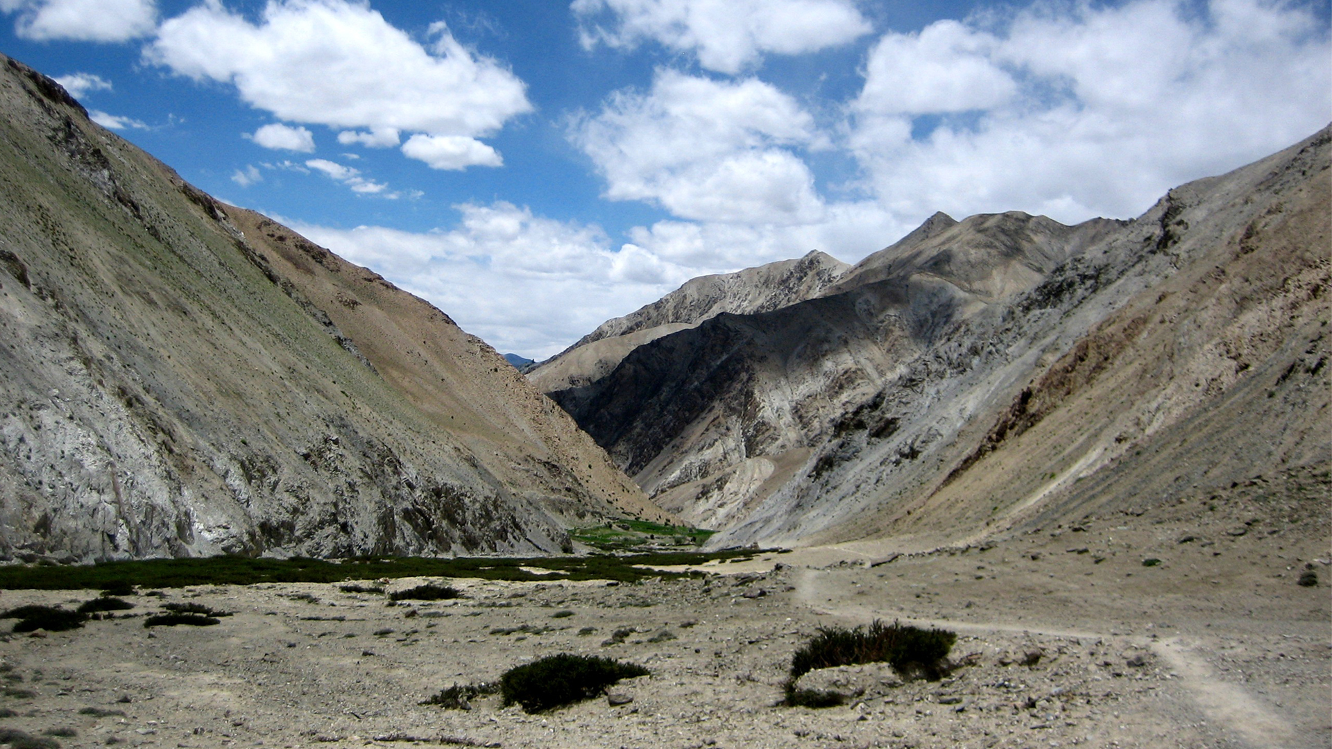 Markha Valley Trek In India As One Of The Most Beautiful Place In The World Hd Wallpapers