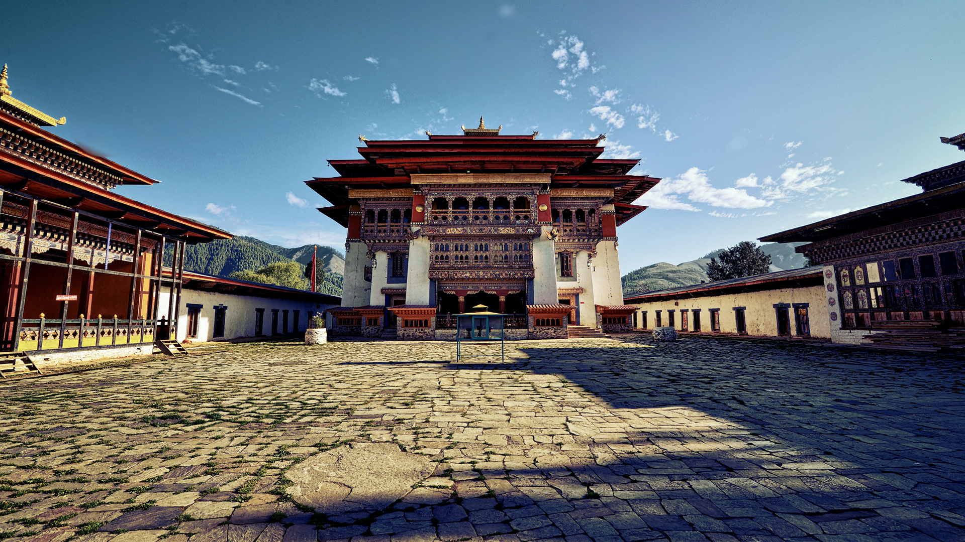 Punakha Dzong Bhutan Tourism From India Series 2 Of 10