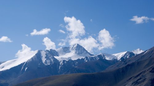 Stok Kangri 4K Picture for Picture of Beautiful Place in India
