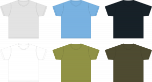Blank tshirt template PNG free download