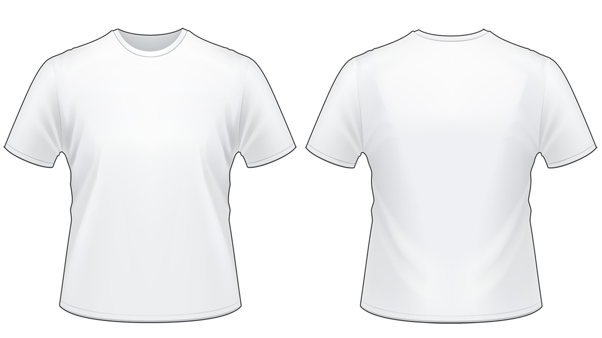 Blank Tshirt Template Worksheet in PNG | HD Wallpapers ...