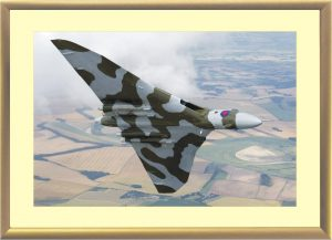 Framed Airplane Pictures