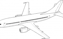 Printable Pictures Of Airplanes