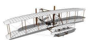 Wright Brothers Airplane Pictures