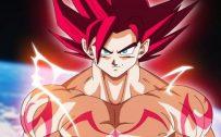 Dragon Ball Super Saiyan Level 1 Character for Wallpaper