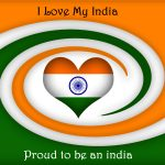 Attachment file of Flags of Countries - Three colors as Flags of India Symbol - I love my India