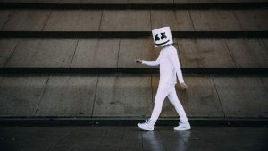 Marshmello DJ Wallpaper in HD