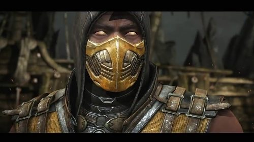 Mortal Kombat X Scorpio 3d Cool Video Games Wallpapers: Cool Pictures Of Scorpion From Mortal Kombat