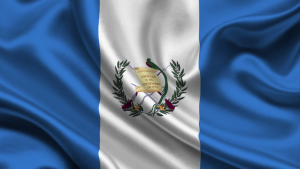 Free Download Original Guatemalan Flag in PNG
