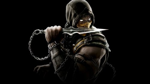 Pictures Of Scorpion From Mortal Kombat X Game