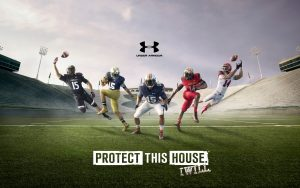 Under Armour Protect This House Poster Cool Under Armo...