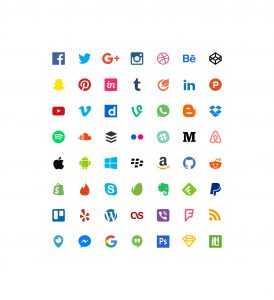 Free Marketing Icons in High Resolution