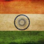 India Flag or Tiranga wallpaper in artistic HD wallpaper