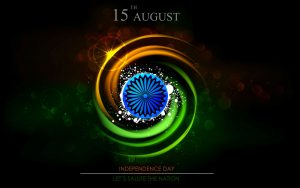 Indian Independence Day Images in 3D