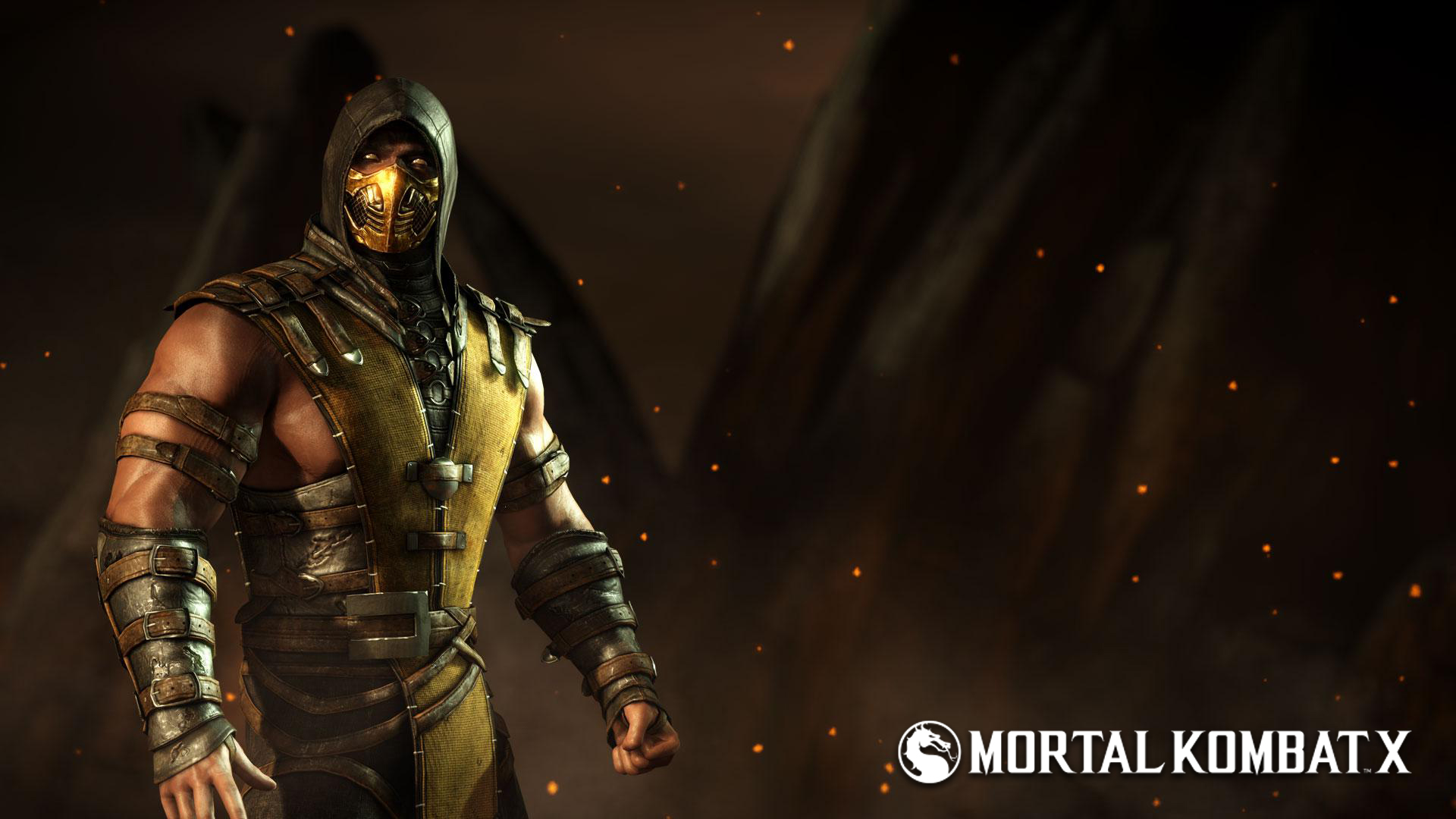 Pictures Of Scorpion From Mortal Kombat As Playstation 4