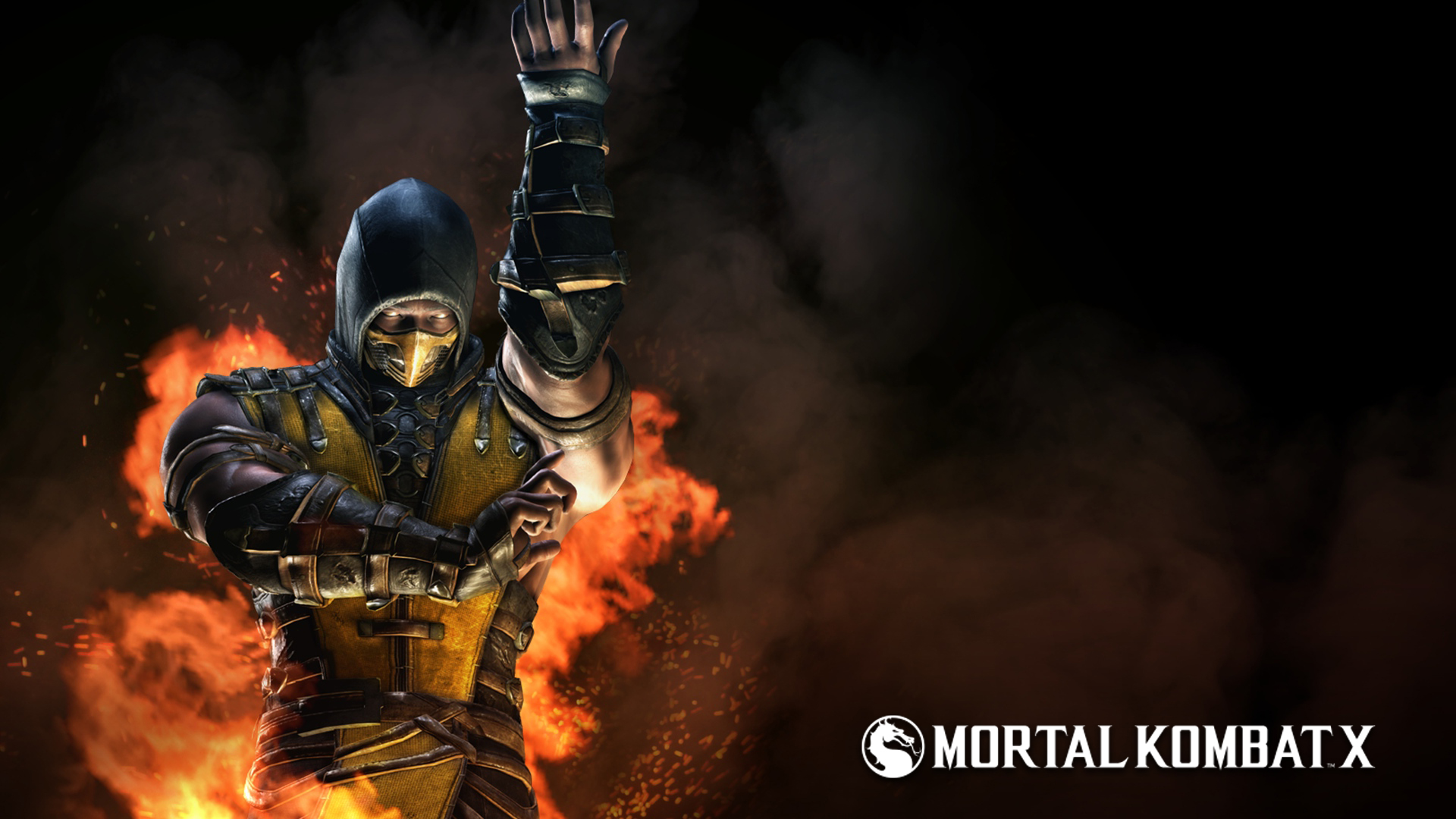 Images Of Scorpion From Mortal Kombat For Wallpaper: Pictures Of Scorpion From Mortal Kombat In Action Figure