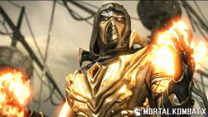 Scorpion Mortal Kombat Injustice Costume