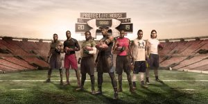Football Athletes Poster for Cool Under Armour Wallpapers