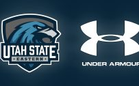 Cool Under Armour Wallpapers 12 of 40 with USU Eastern Athletics and Under Armour Logo