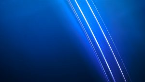 Abstract Blue Background with Lines for Wallpaper