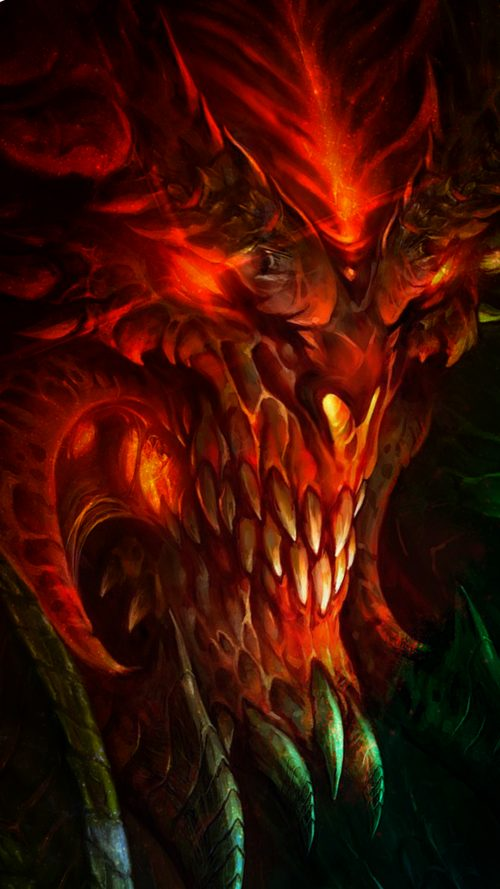 Badass Wallpapers For Android 06 0f 40 Diablo 3