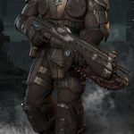 Badass Wallpapers For Android 11 0f 40 Marcus Fenix Gears of War