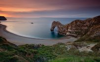 Beautiful Nature Wallpaper Big Size #02 with Beach Long Exposure Photo