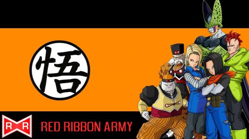 Dragon Ball Red Ribbon Army Wallpaper (8 of 49 Pics)