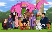Dragon Ball Red Ribbon Army Wallpaper by Nostal
