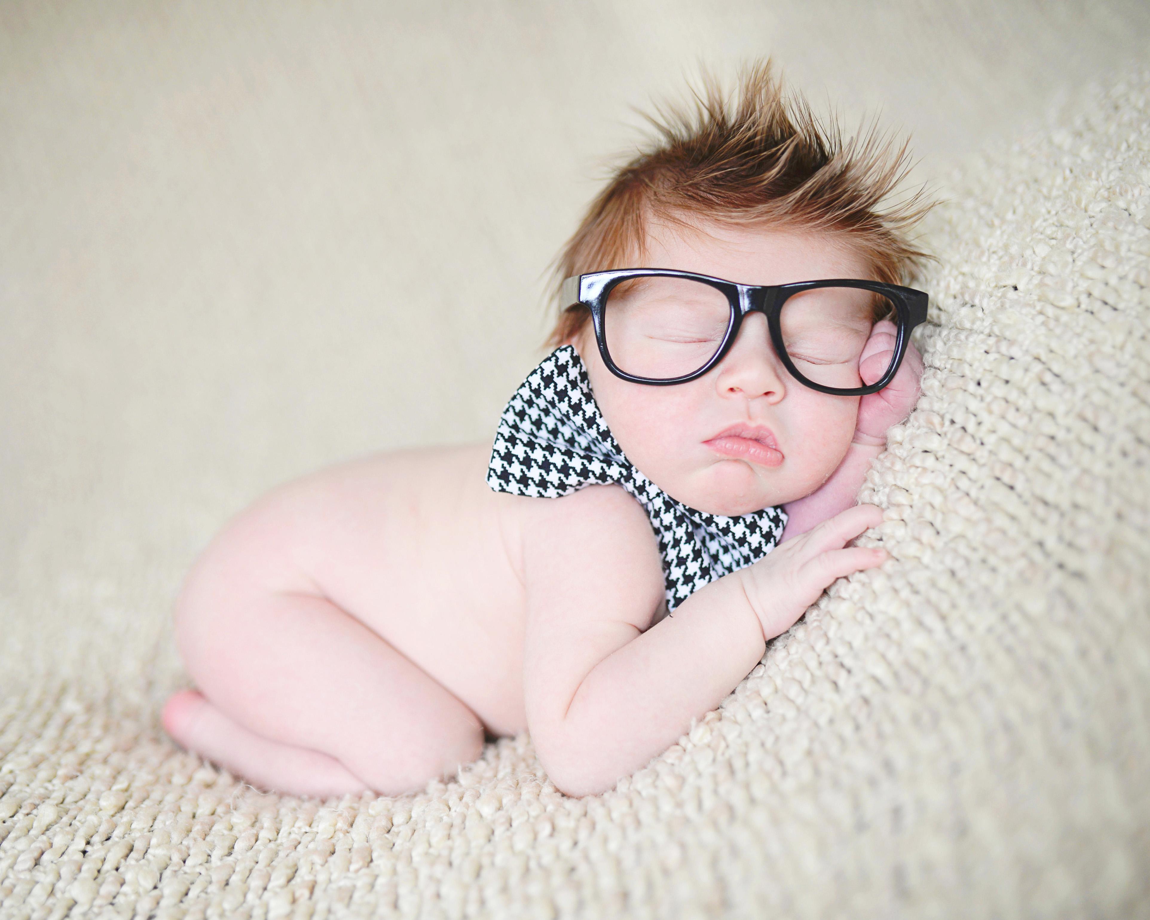 Newborn Baby Boy Portrait Pictures For Wallpaper