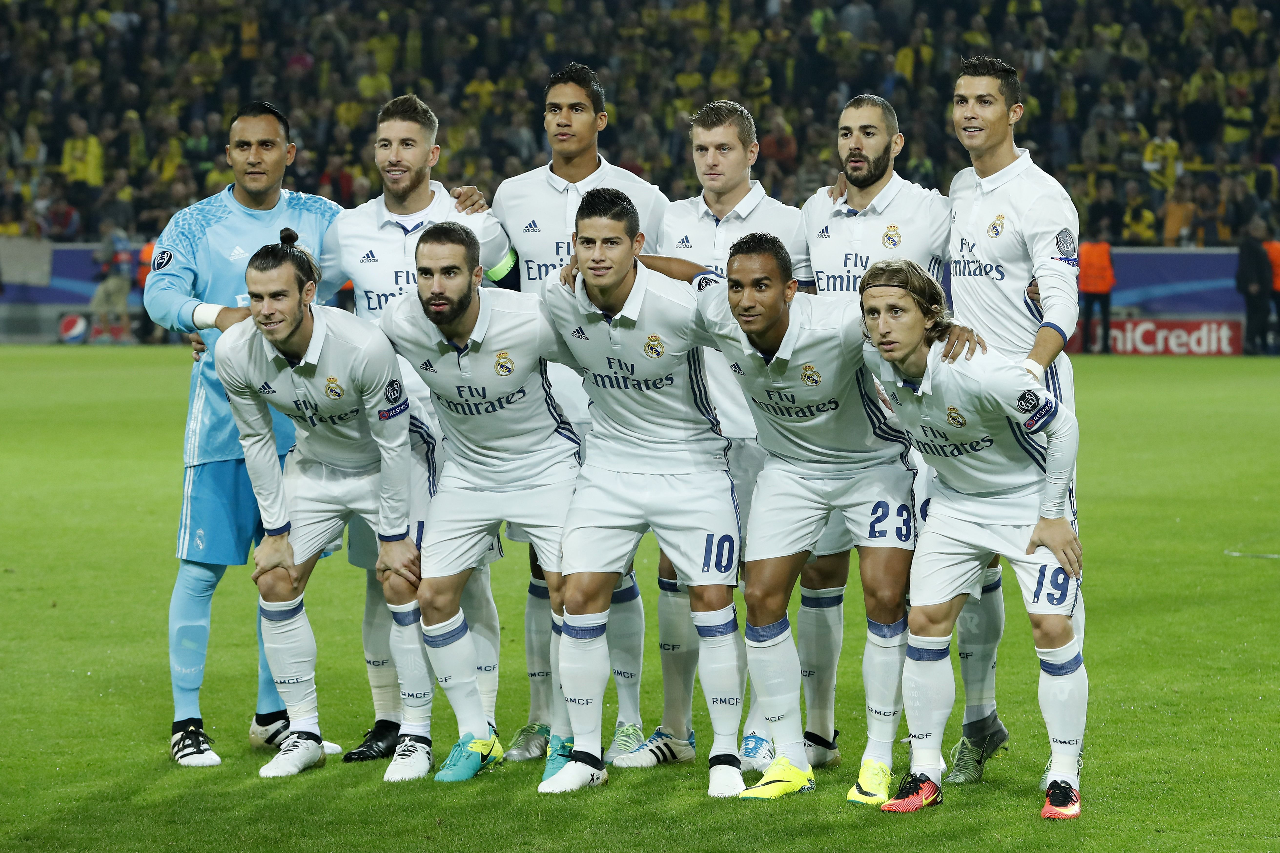 Real madrid squad 2015 2016 starting eleven players - Real madrid pictures wallpapers 2017 ...