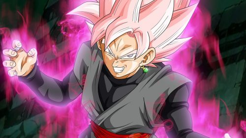Super Saiyan Rose - Goku Black Dragon Ball Super Wallpaper (38 of 49 Pics)