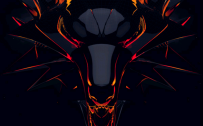 Badass Wallpapers For Android 18 0f 40 - Animated Dragon Picture