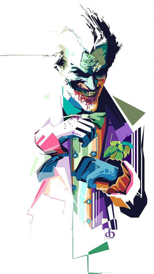 Badass Wallpapers For Android 29 0f 40 The Joker Character