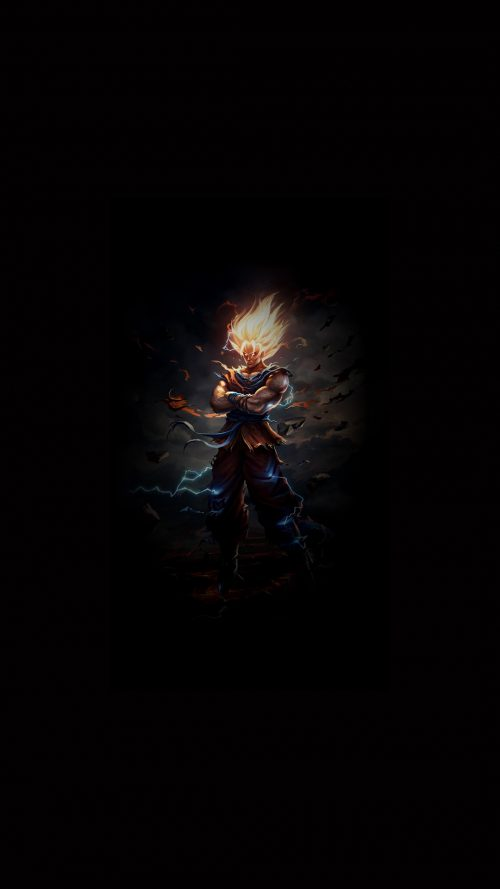 Badass Wallpapers For Android 33 0f 40 – Son Goku Dragon Ball