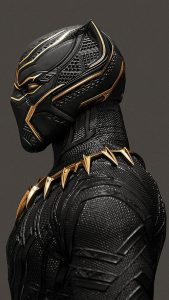 Badass Wallpapers For Android 35 0f 40 - Black Panther from Marvel