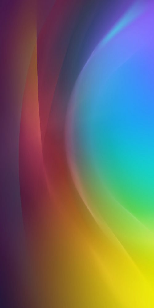 Huawei Mate 10 Pro Wallpaper 01 of 10 with Abstract Light