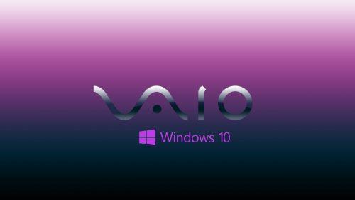 Windows 10 Vaio Wallpaper