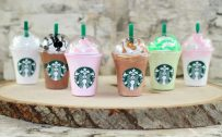 Artistic and Cute Starbucks Wallpaper