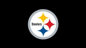 Free Pittsburgh Steelers Wallpaper in Dark Background