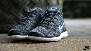 Nike Shoes Wallpaper with Nike Flyknit Chukka