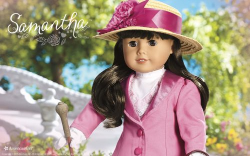 Pictures of American Girl Dolls with Samantha