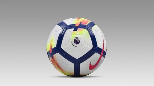 Pics of Soccer Balls with Nike Premier League Ball 2017-2018